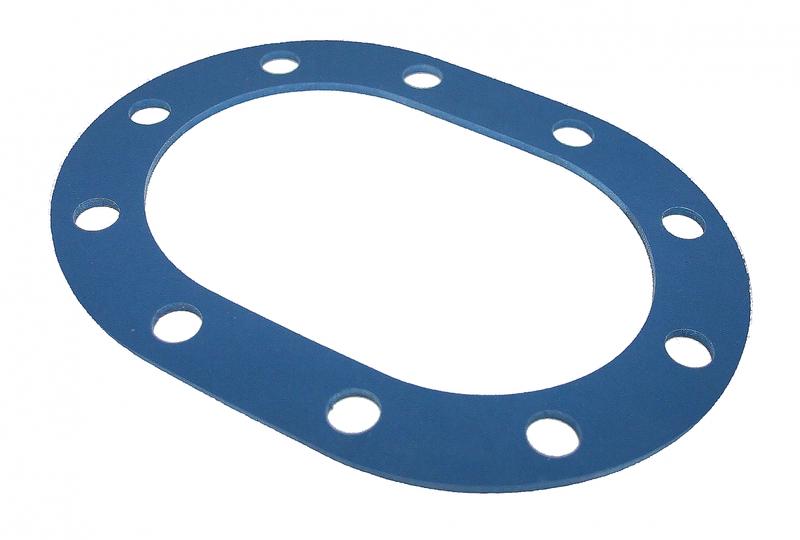 Joint silicone bleu détectable